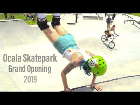 Ocala Skate Park | Grand Opening 2019
