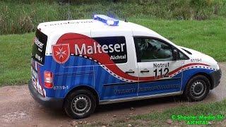 preview picture of video '[S] - IMAGEFILM MALTESER AICHTAL | [Die ehrenamtliche Arbeit der First Responder im Aichtal]'