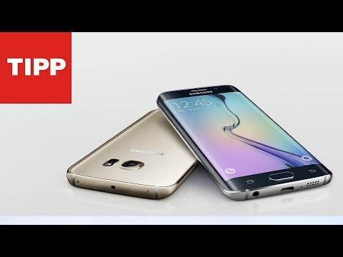 Samsung Galaxy S6 und S6 Edge: Die wichtigsten Funktionen