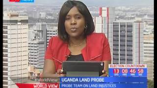 Uganda police boss appears before commission on land injustices