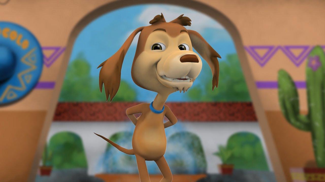Mi perro Chocolo - Canción Cumpleaños Feliz -  Estilo Mexicano