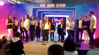 Enchorus - Soar (Christina Aguilera) @ Ideal Home Show