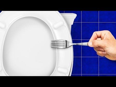 7 Útiles Trucos De Limpieza Para El Cuarto De Baño