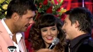 Showmatch 2011 - Marcelo, Entre Adrián Y Griselda