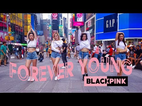 [HARU] [KPOP IN PUBLIC NYC] BLACKPINK(블랙핑크) - FOREVER YOUNG Dance Cover (ONE TAKE Ver.)