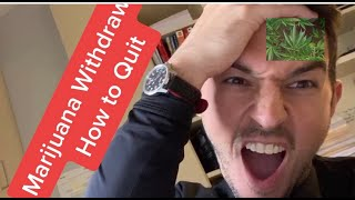 How to Quit Weed *Marijuana Addiction*