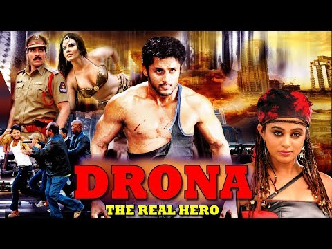 Drona The Real Hero - South Indian Super Dubbed Action Film - Latest HD Movie 2019