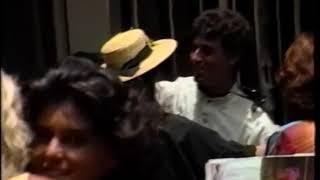 1995 Hemp Feast at the Avalon Restaurant in Lahaina, maui, Hawaii