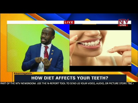 TAKE NOTE : How diet affects your teeth