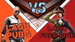 Lagu PUBG VS Lagu FREE FIRE(Bang Alex,young Lex,DwikiCj,Saykoji)