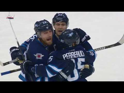 Vancouver Canucks vs Winnipeg Jets - March 26, 2017 | Game Highlights | NHL 2016/17