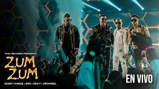 Daddy Yankee , Rkm & Ken-y , Arcangel 🐝🍯 - Zum Zum  Premios Juventud