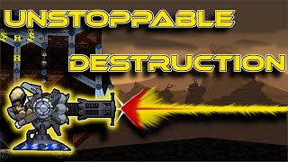 Unstoppable Upgraded Laser (Forts Multiplayer) - Forts RTS [95]