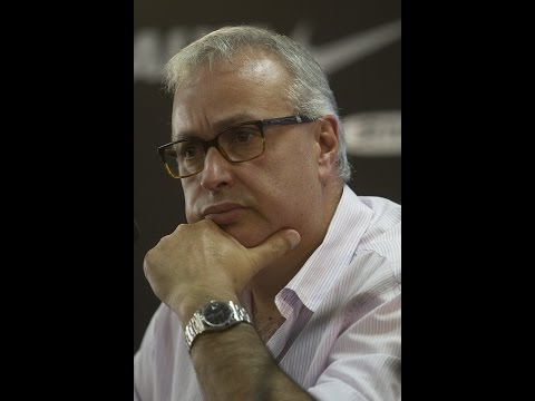 Roberto de Andrade promete apoio ao time, antes da decisão