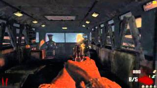 How To Get The Ladder for The Bus On Call Of duty black ops 2 Zombies