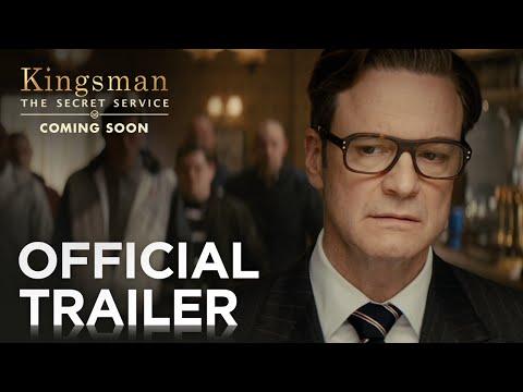 Kingsman: The Secret Service Movie Trailer