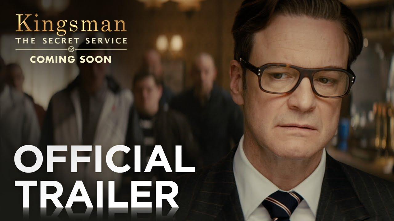 Trailer för Kingsman: The Secret Service