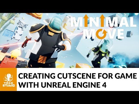 Minimal Move :: Minimal Move is spotlighted by Unreal Engine!