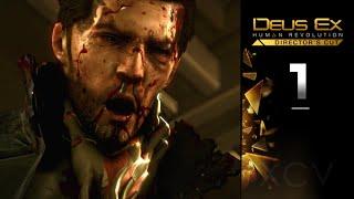 DEUS EX: Human Revolution Gameplay Walkthrough Part 1 · Mission: Sarif Industries | PC 1080p 60fps