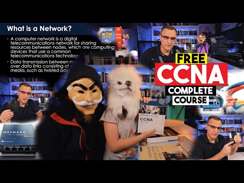 What is a network? Free CCNA 200-301 Course: Video #1 - YouTube