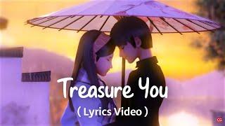 BEAUZ - Treasure U (Lyrics Video) ft. Sarah de Warren