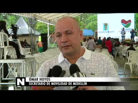 Vehiculos de carga que ingresen a Medellin por el norte tendran restriccion[Noticias]-TeleMedellin