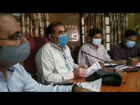 कोरोना विस्फोट के बाद कलक्टर चेतन देवड़ा ने उदयपुरवासियों से क्या कहा ?