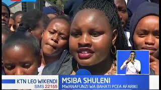 MSIBA SHULENI: Mwanafunzi wa Bahati PCEA afariki, moto ulitokea katika bweni lao shuleni
