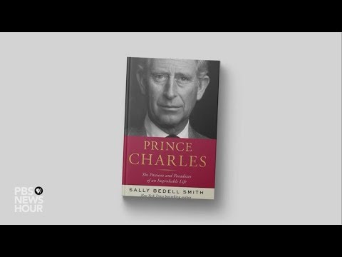 New biography shows a side of Prince Charles we've not seen