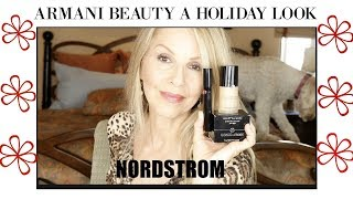 ARMANI BEAUTY | A Holiday Look | #NORDSTROM