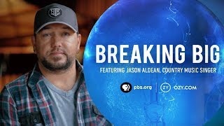 Gambar cover Jason Aldean – Breaking Big