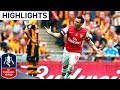 Cazorla Goal - The FA Cup Final 2014 - Goals.