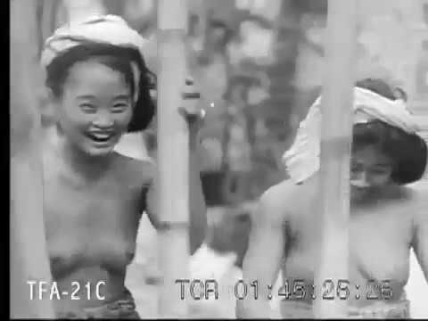 Tribes of discovery Bali Paradise | Film history documentary