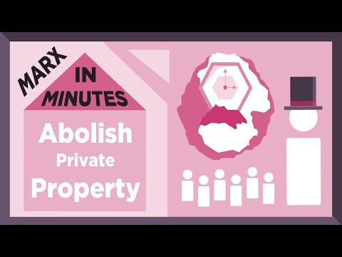 Abolish Private Property - Marx in Minutes