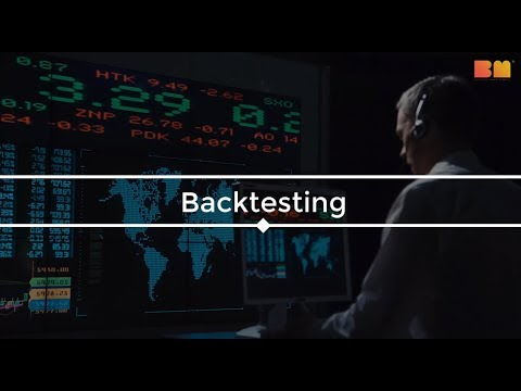 Lär Dig Trading – Backtesting