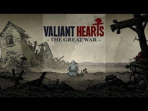 Прохождение Valiant Hearts: The Great War / Глава 2