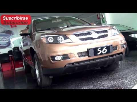 BYD S6 2013 - SUV