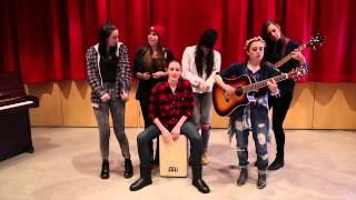 Cimorelli - Renegade on PopShackTV