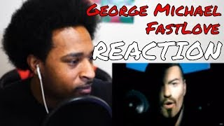 George Michael - Fastlove (Official Video) REACTION   DaVinci REACTS