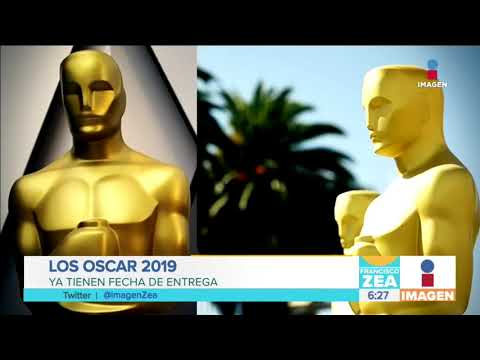 ¡Anuncian la fecha de los premios Oscar 2019! | Noticias con Francisco Zea