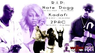 2PAC & NATE DOGG - Tear Drops And Closed Caskets (Slabbed & Chopped)