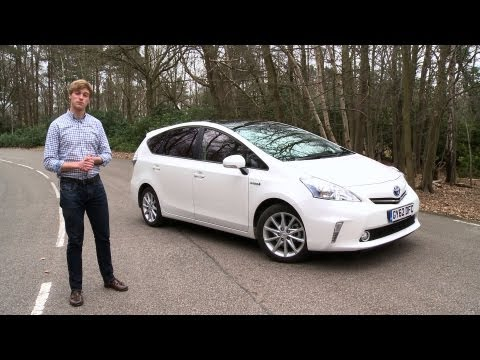 2013 Toyota Prius+ review - What Car?
