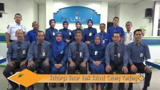 Greeting Idul Fitri  Bank Kalsel Cab. Tanjung