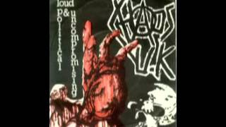 Chaos U.K. - Loud, Political And Uncompromising EP (1982)