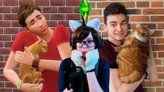 Живу как Сим из The Sims 4 Брайн Мапс Реакция