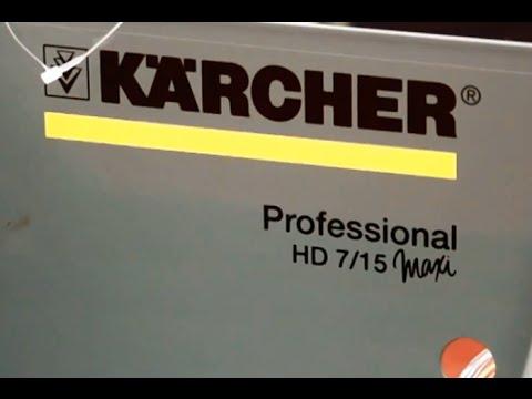 Karcher - Lavadora de Alta Pressão HD7/15-4 CAGE