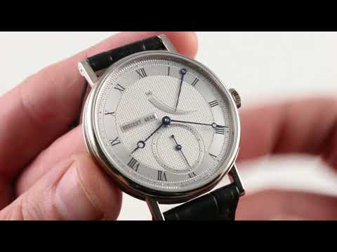 Breguet Classique Power Reserve 5277BB/12/9V6 Luxury Watch Review