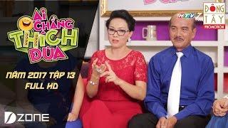 Ai Chẳng Thích Đùa 2017 l Tập 13 Full HD (2/4/2017)