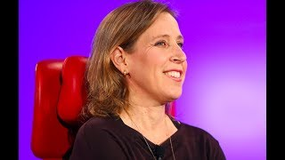 Susan Wojcicki, CEO di YouTube, parla al #CodeMedia