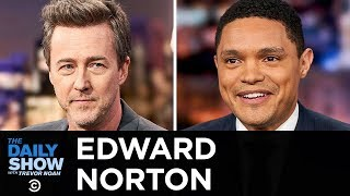 "Edward Norton - A Noir Look at New York City in ""Motherless Brooklyn"" 